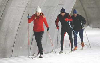 Fortum Ski Tunnel Torsby 2