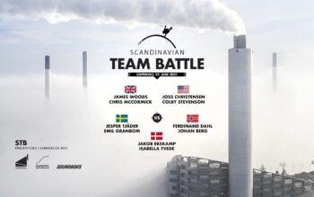 Scandinavian Team Battle plakat